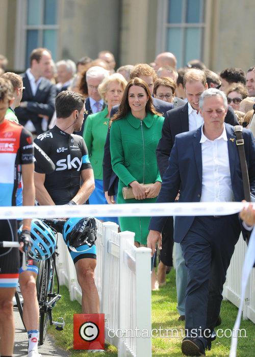 Ceremonial start of Tour De France