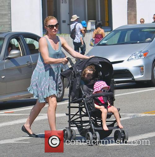 Anna Paquin, Charlie Moyer and Poppy Moyer 13