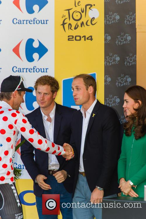 Jens Voigt, Prince Harry, Prince William, Catherine, Duchess Of Cambridge, Kate Middleton and Catherine Middleton 4