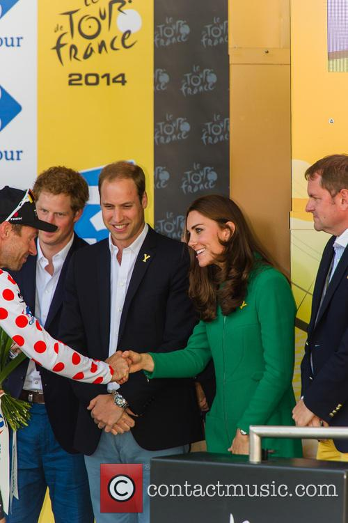 Jens Voigt, Prince Harry, Prince William, Catherine, Duchess Of Cambridge, Kate Middleton and Catherine Middleton 6
