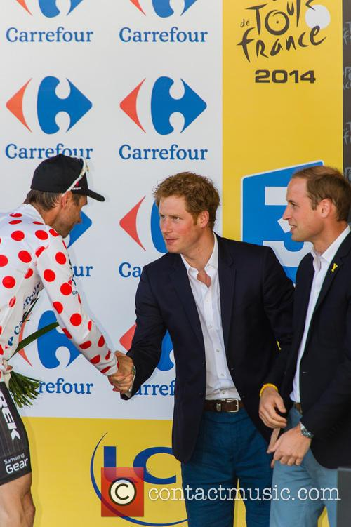 Jens Voigt, Prince Harry, Prince William and Duke Of Cambridge 3