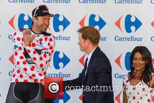 Jens Voigt and Prince Harry 2