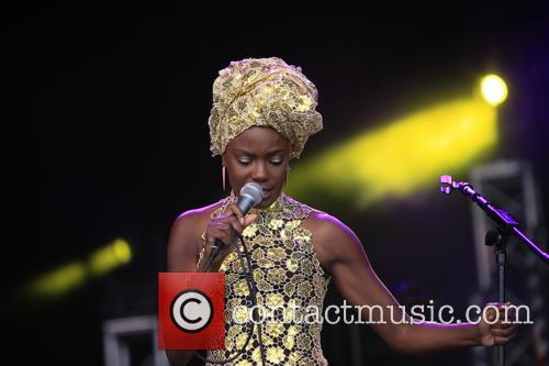 The Noisettes, Shingai Shoniwa, Hop Farm