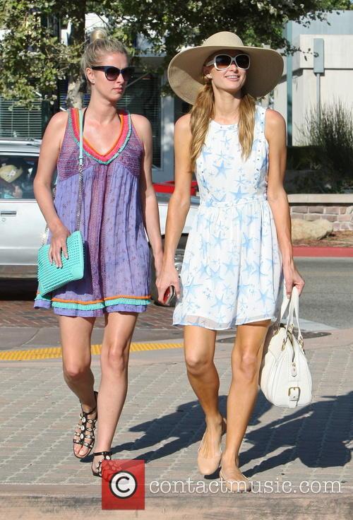 Paris Hilton and Nicky Hilton 12