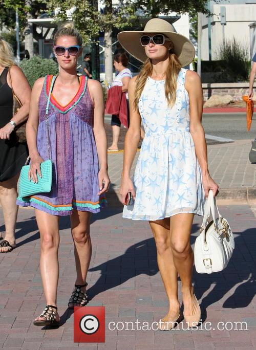 Paris Hilton and Nicky Hilton 17