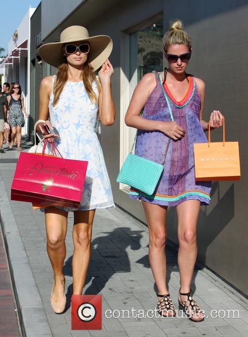 Paris Hilton and Nicky Hilton 22
