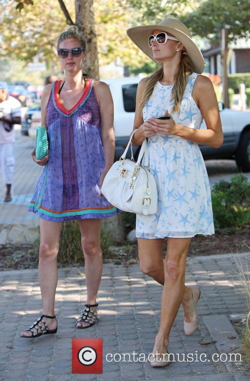 Paris Hilton and Nicky Hilton 24