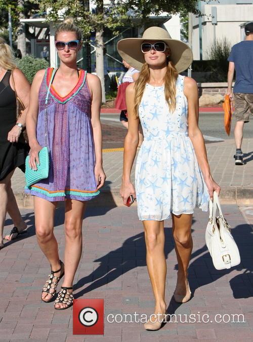 Paris Hilton and Nicky Hilton 26