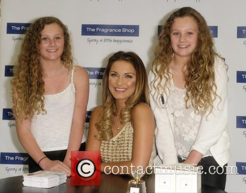 Samantha Faiers launches her signature fragrance 'La Bella'