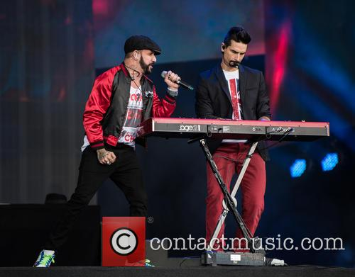 Kevin Richardson, A.j. Mclean and Backstreet Boys 4