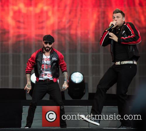 Kevin Richardson, Nick Carter and Backstreet Boys 2