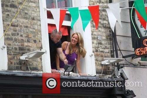 Claire Sweeney listens in on a performance by...