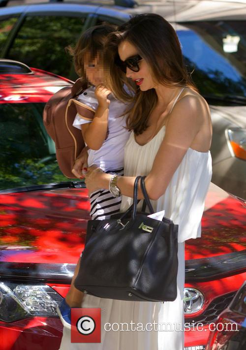 Miranda Kerr and Flynn Bloom 3