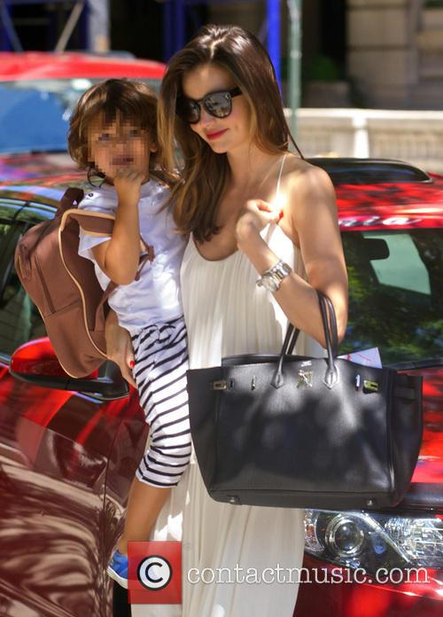 Miranda Kerr and Flynn Bloom 7