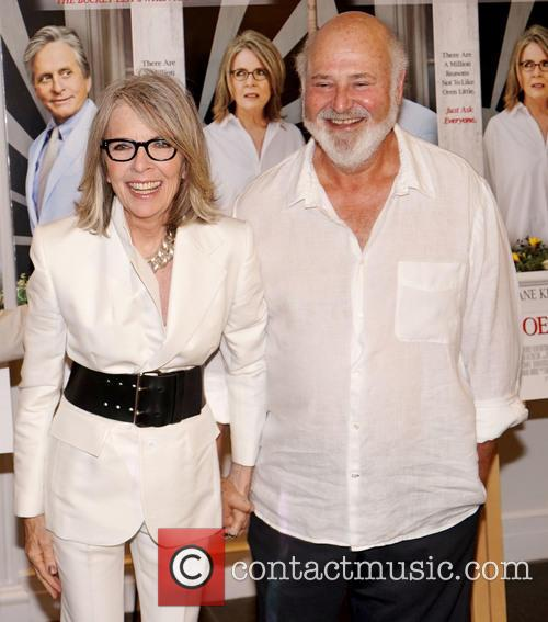 Diane Keaton and Rob Reiner 2