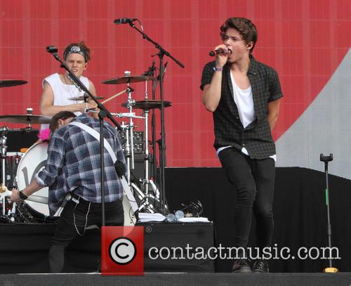 The Vamps, Hyde Park