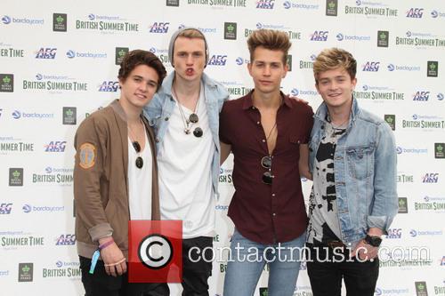 Barclaycard British Summer Time - Backstage