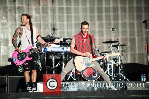 Danny Jones, Dougie Poynter and Mcbusted 2