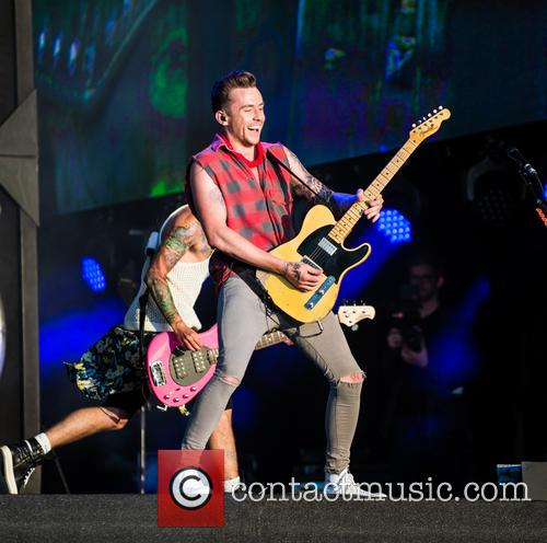 Danny Jones and Mcbusted 3