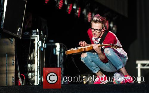 Tom Fletcher and Mcbusted 3