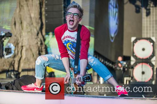 Tom Fletcher and Mcbusted 9