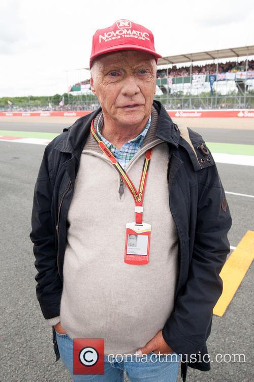 2014 Formula 1 Santander Silverstone British Grand Prix