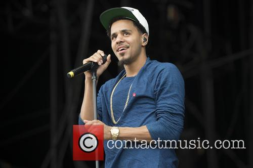 J. Cole, Wireless Festival