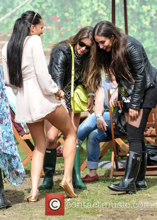 Wireless Festival 2014 - Day 3 - Celebrity...
