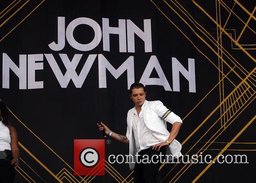 john newman wireless festival 2014 day 4274272
