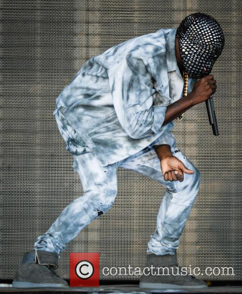 Kanye West, Wireless Festival