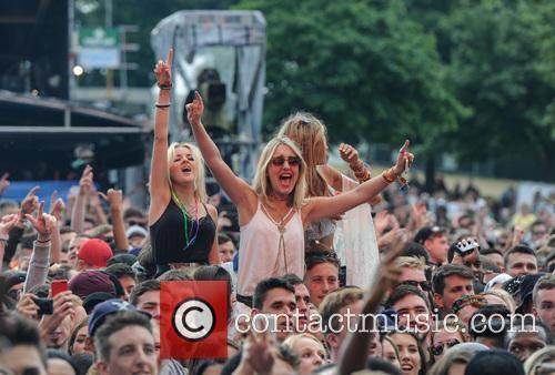 Wireless Festival 2014 - Day 3 - Atmosphere