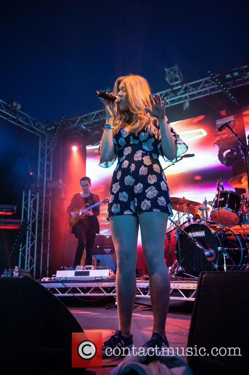 becky hill wireless festival 2014 day 4274182