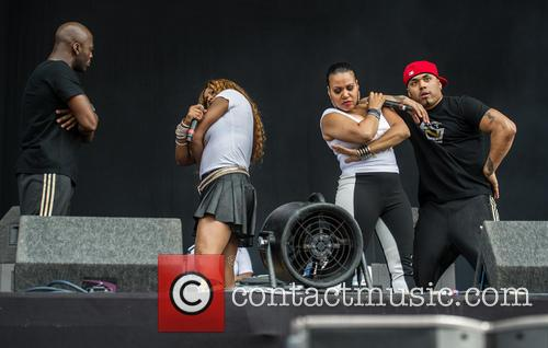 Salt N Pepa, Perry Park, Wireless Festival