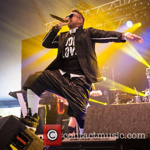 Sean Paul, Perry Park, Wireless Festival