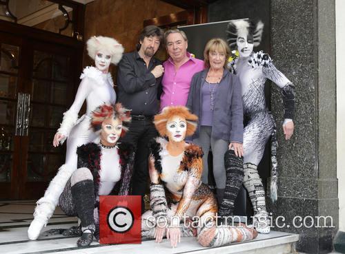 Trevor Nunn, Sir Andrew Lloyd Webber and Gillian Lynne 2
