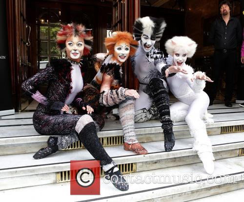 Trevor Nunn, Sir Andrew Lloyd Webber and Gillian Lynne 4