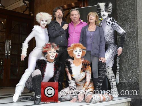 Trevor Nunn, Sir Andrew Lloyd Webber and Gillian Lynne 5