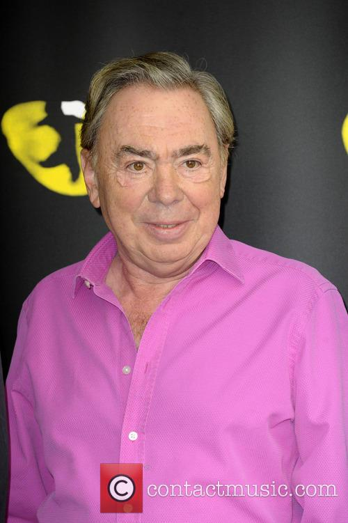 Andrew Lloyd Webber at 'Cats' launch show
