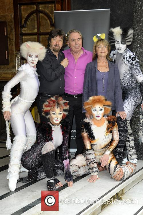 andrew lloyd webber trevor nunn gillian lynne cats the 4275568