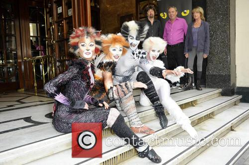 'Cats' The Musical return to London
