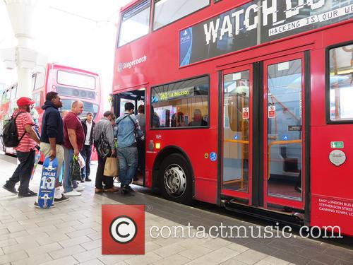 London buses go cashless