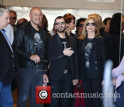 Ringo Starr's 74th birthday celebration
