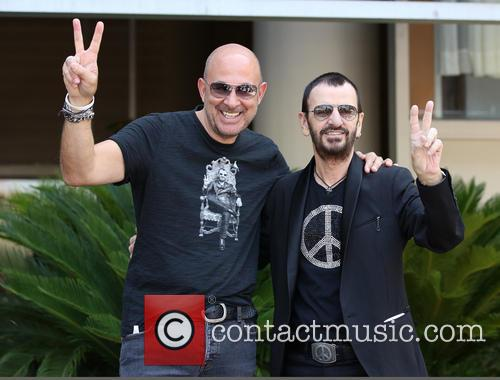 Ringo Starr's 74th birthday celebration