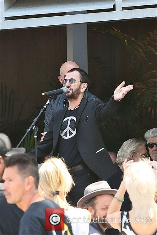 Ringo Starr and John Varvatos 7