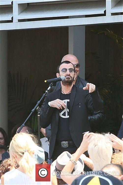 Ringo Starr and John Varvatos 8