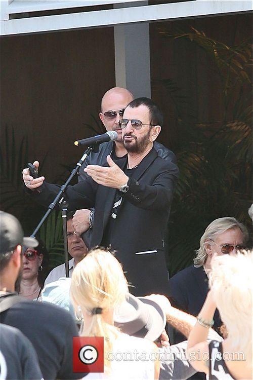 Ringo Starr and John Varvatos 9