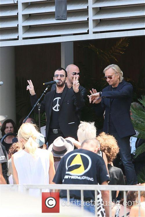 Ringo Starr and John Varvatos 13