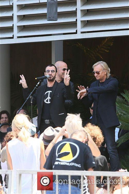 Ringo Starr and John Varvatos 16