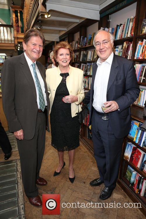 Guest, Cilla Black and Michael Howard 1