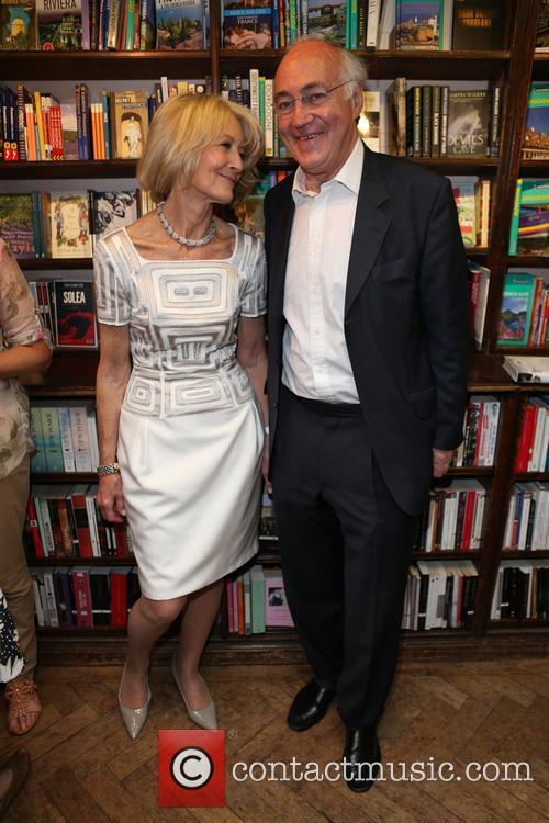 Sandra Howard and Michael Howard 6